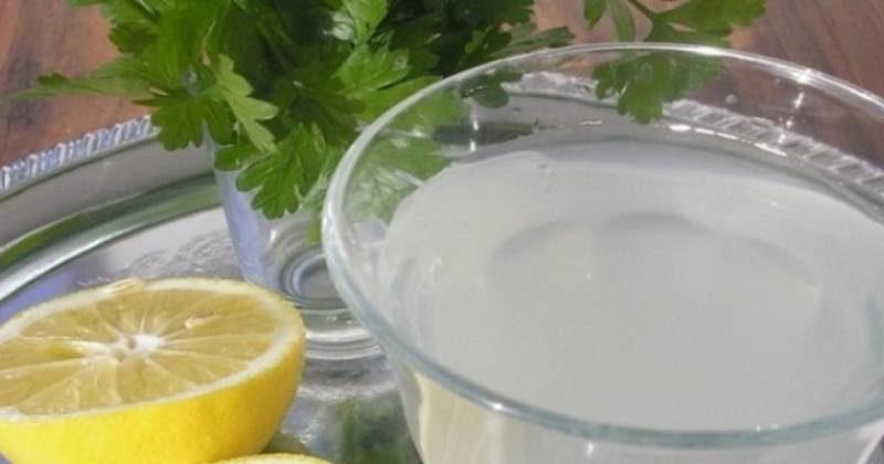 bevanda per purificare il fegato