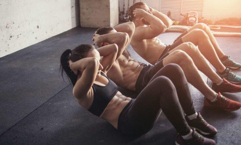 esercizi per il grasso addominale