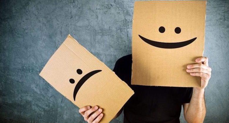 non esprimere le emozioni