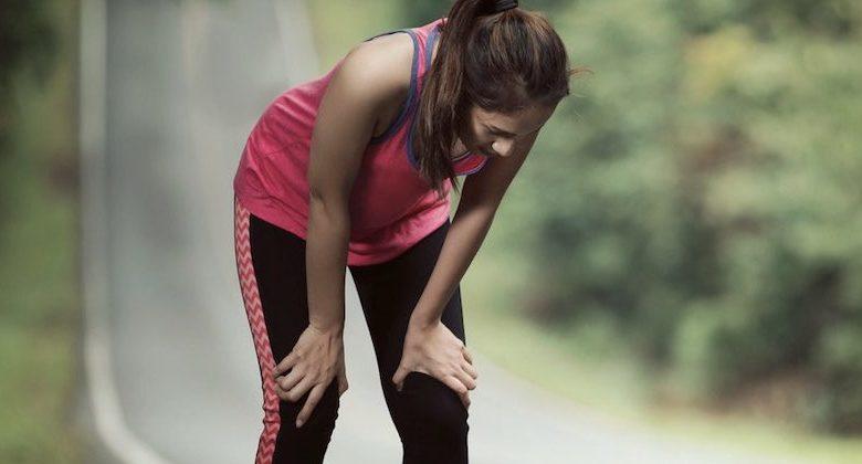 ridurre l'affaticamento muscolare