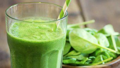 Photo of Frullati di spinaci: 5 ricette per prepararli per perdere i chili in eccesso