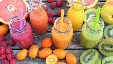Photo of La ricetta di cinque frullati di frutta senza latte per perdere peso