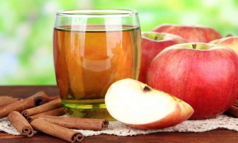 Acqua di mela e cannella per perdere peso
