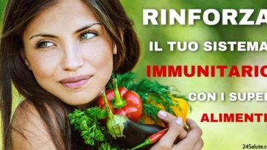 Photo of Gli alimenti che rinforzano realmente le nostre difese immunitarie