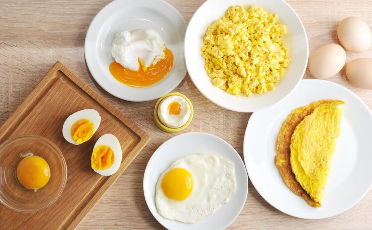 Le uova, proprietà e benefici