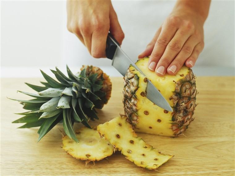 Dieta ananas e tonno