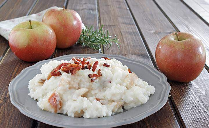 Dieta estiva della mela e del riso