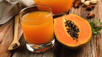 Photo of Frullato di papaya, avena e cannella per eliminare il gonfiore e depurare l'intestino