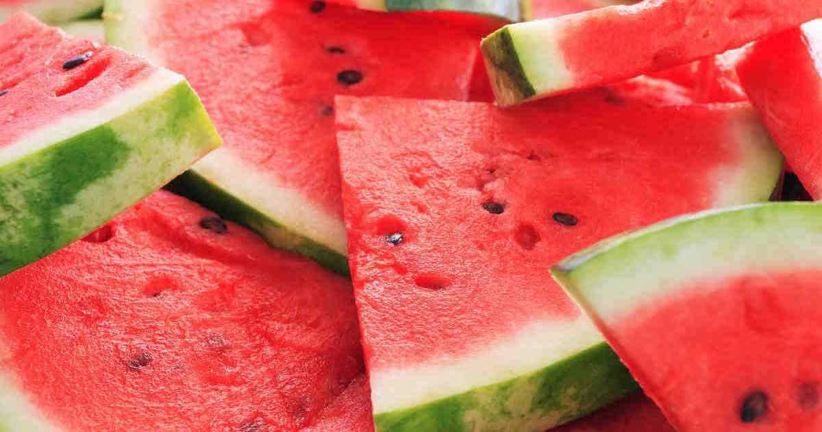 benefici semi di anguria