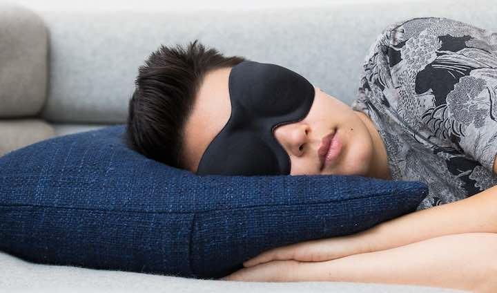 mascherina per dormire come sceglire