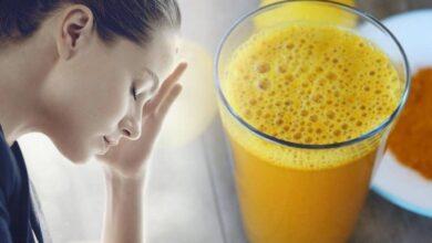 Photo of Limonata alla curcuma, un potente alleato naturale che aiuta a contrastare la depressione e risolleva l'umore
