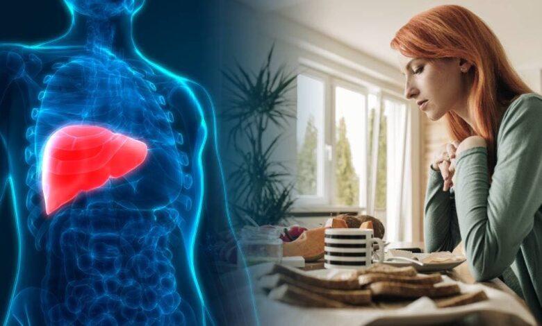 sintomi fegato che non funziona