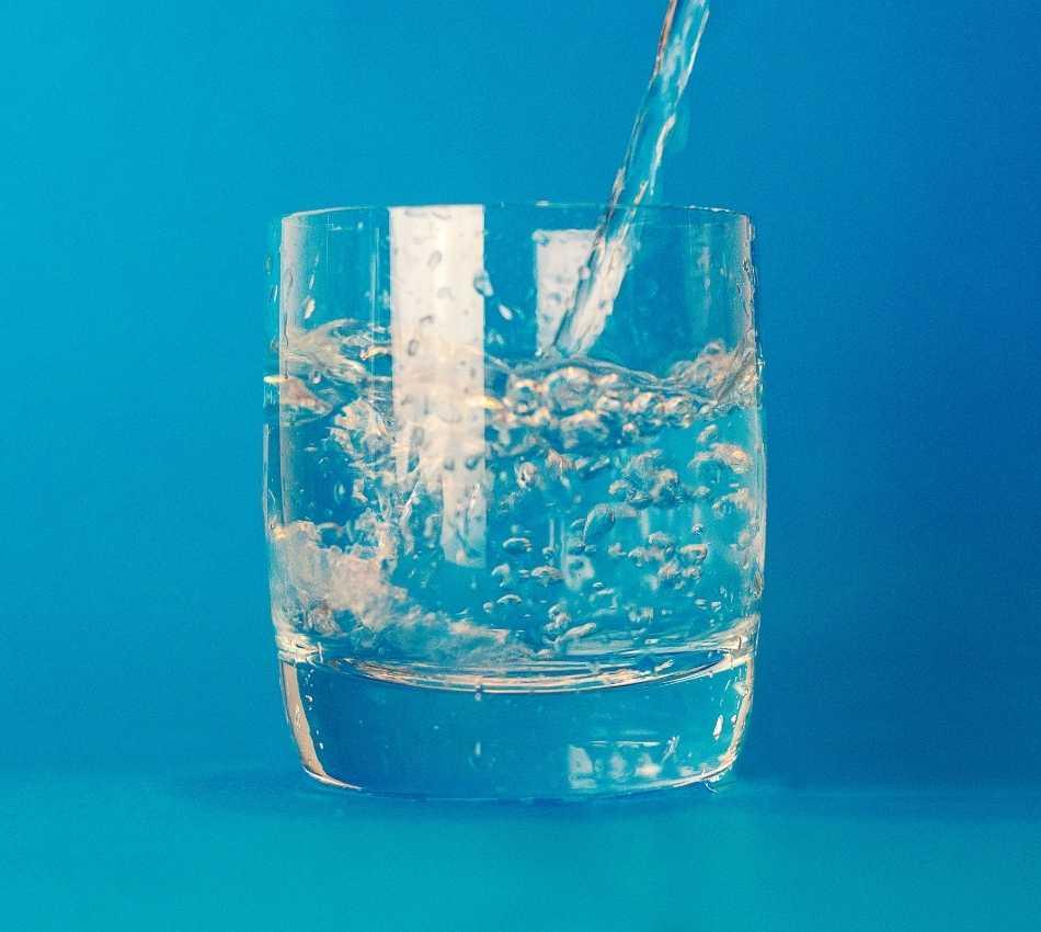 Acqua nel corpo