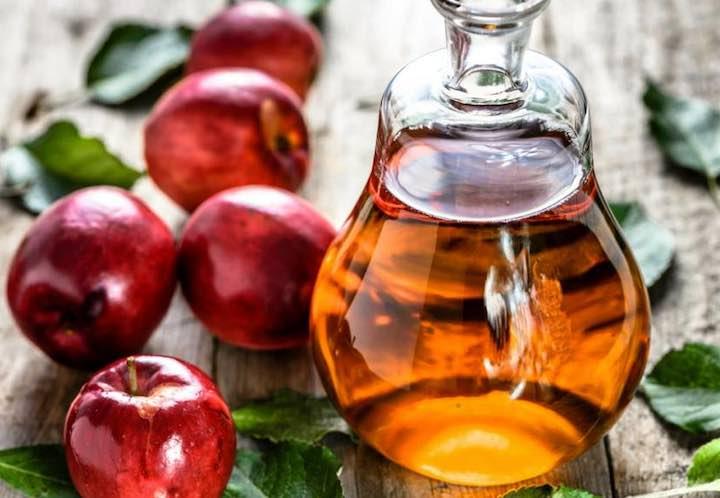 Aceto di mele rimuovere i fibromi