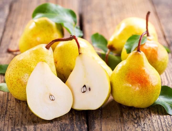 frutti per accelerare il metabolismo pera