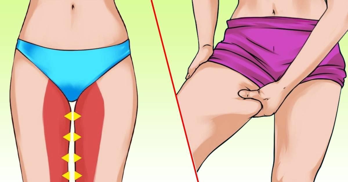 8 semplici esercizi da fare in casa per tonificare le gambe