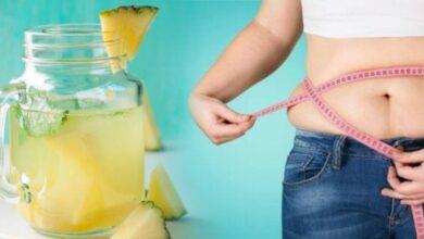 Photo of Ananas, limone e zenzero, la formidabile bevanda che brucia il grasso addominale e disintossica in profondità