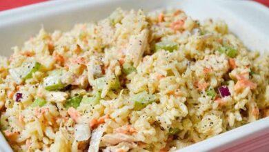 Photo of Dieta del riso: come perdere 3 chili in 6 giorni con due soli ingredienti
