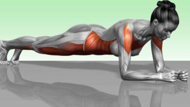 Photo of Esercizi isometrici: il programma di allenamento facile da fare a casa per modellare il tuo corpo in meno di un mese