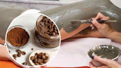 Photo of Argilla verde e caffè: come preparare un portentoso impacco naturale che elimina definitivamente la cellulite