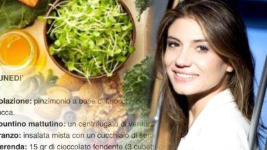 Photo of La dieta di Sara Farnetti, il regime dimagrante di 3 settimane per sbarazzarsi dei chili di troppo in modo sicuro e veloce