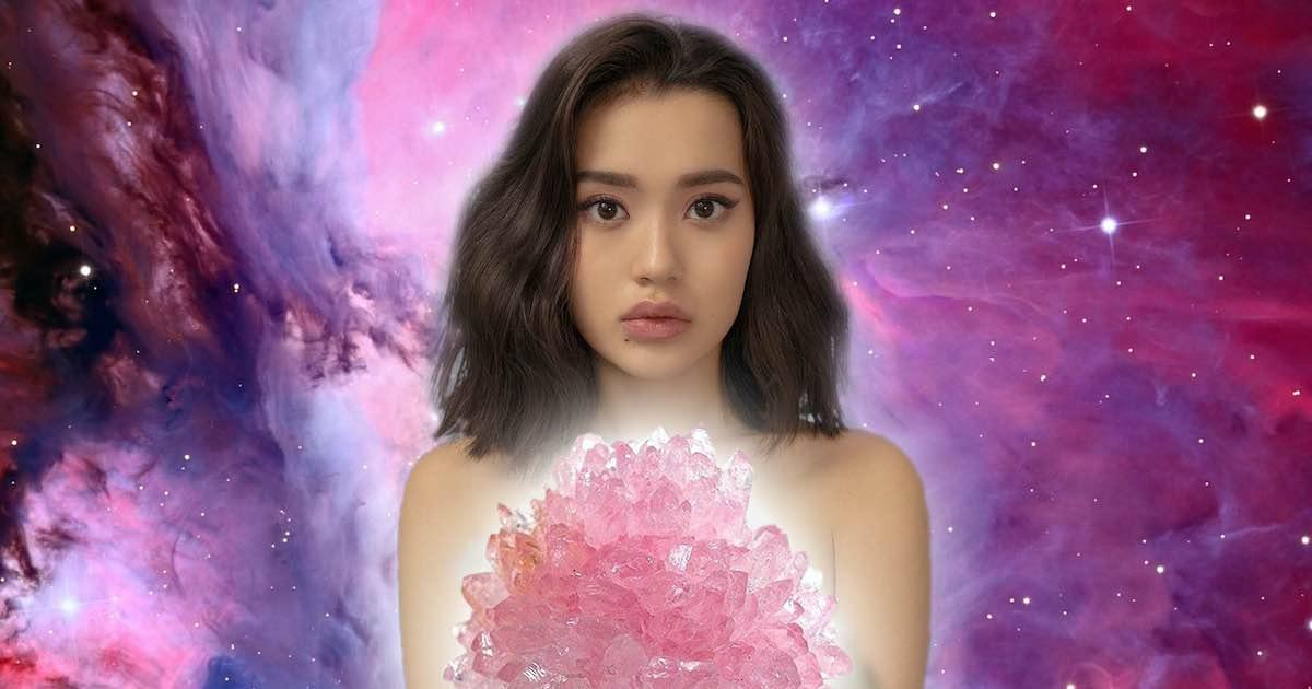 Quarzo rosa, la pietra che elimina la negatività