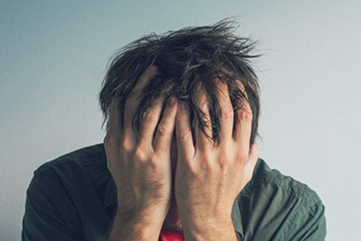 danni dell'eccesso di stress