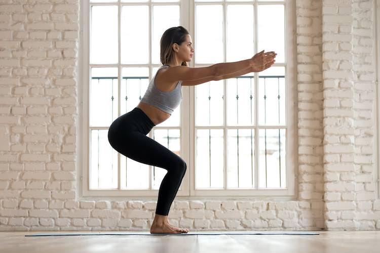 6 esercizi ad hoc per tonificare glutei e gambe