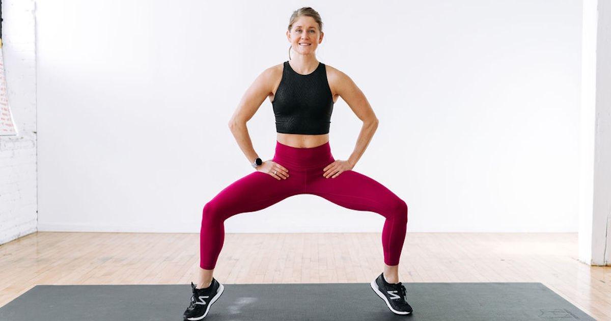 6 semplici esercizi tonificare glutei e gambe