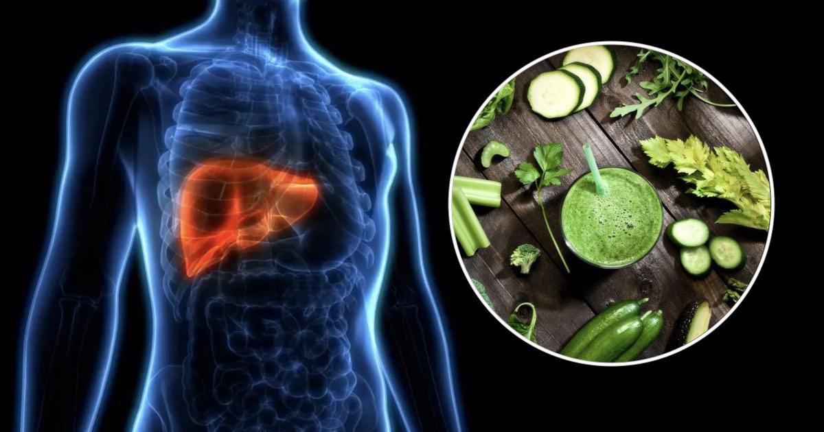 6 alimenti ideali per ripulire il fegato