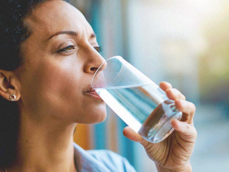 Intossicazione da acqua bere troppo fa male