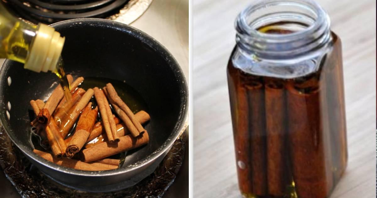 Come preparare l'olio alla cannella