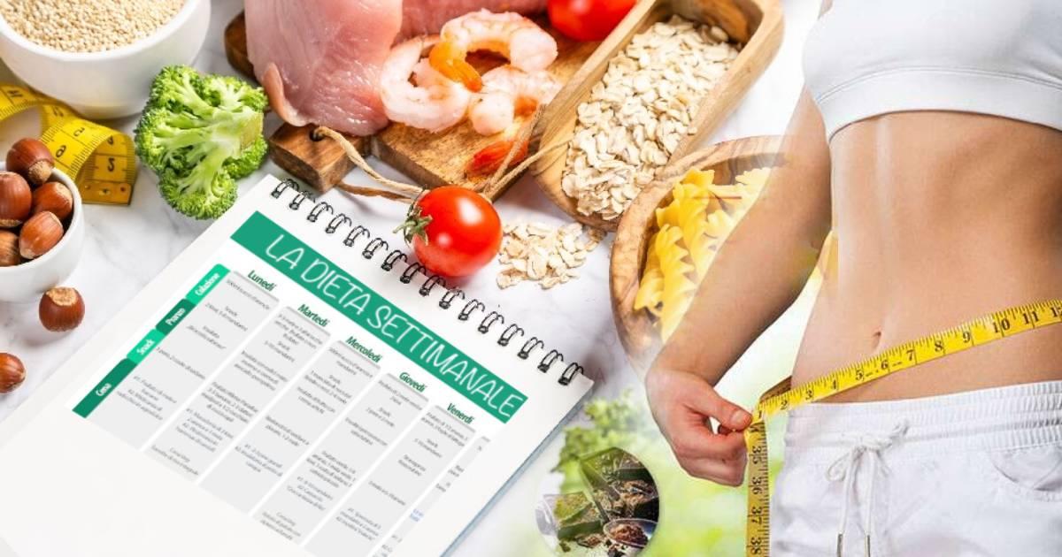 Dieta estate 2021