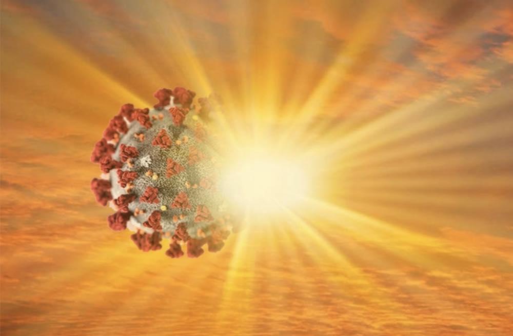Il caldo riduce il rischio contagi da Covid